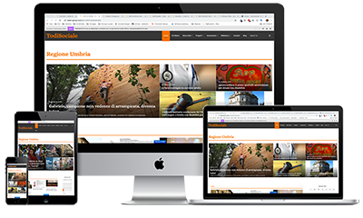 UpYourBrand - Agenzia Web - Sviluppo Sito Web - Todi Sociale